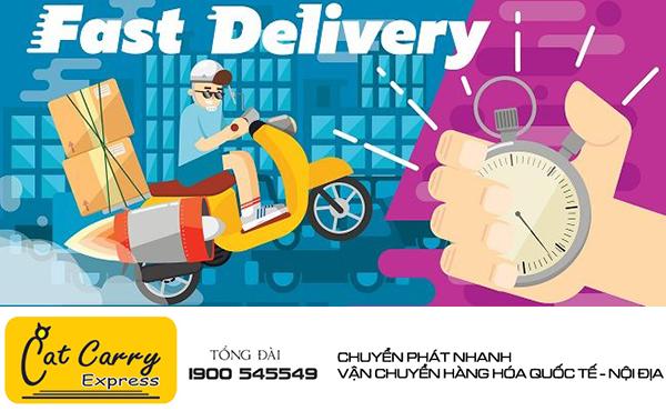 Dịch vụ giao hàng nhanh 1