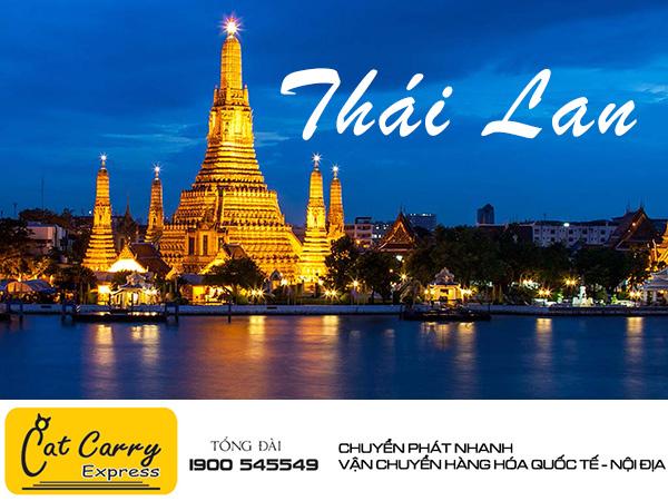 Các loại hàng hóa có thể vận chuyển tới Thái Lan